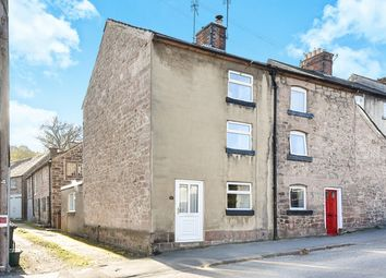 Thumbnail 2 bed semi-detached house for sale in The Hill, Cromford, Matlock