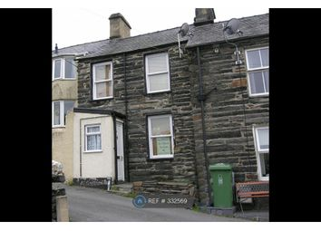 Thumbnail 1 bed terraced house to rent in Rhiw Bethel, Penrhyndeudraeth