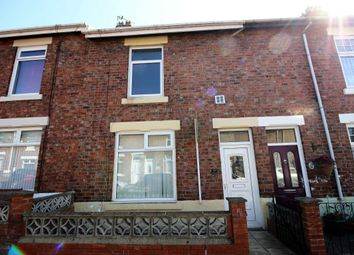 Thumbnail 3 bed terraced house to rent in Lambton Street, Shildon, Shildon