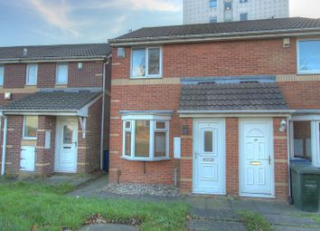 Thumbnail 2 bedroom semi-detached house for sale in High Meadows, Kenton, Newcastle Upon Tyne