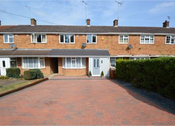 Thumbnail 3 bed terraced house for sale in Hutton Drive, Brentwood