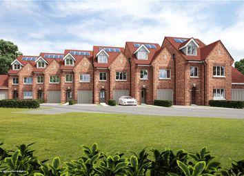 Thumbnail 4 bedroom terraced house for sale in Cliddesden Road, Basingstoke, Hampshire