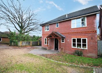 Thumbnail 4 bed detached house for sale in Upper Northam Road, Hedge End, Southampton
