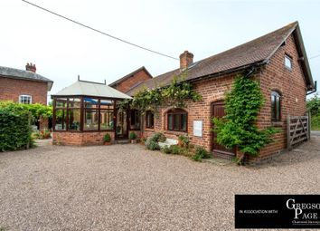Thumbnail 4 bed barn conversion for sale in Ladywood, Droitwich, Worcestershire