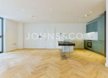 Thumbnail 2 bed flat for sale in West Hampstead Square, West End Land, London