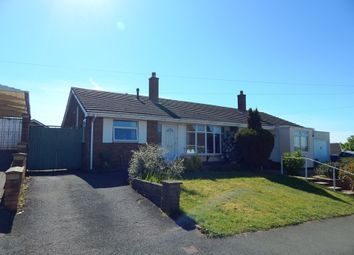 Thumbnail 2 bed semi-detached bungalow to rent in Brooklyn Road, Burntwood
