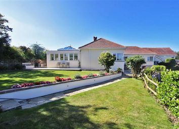 Thumbnail 5 bed detached bungalow for sale in La Rue Des Fontaines, Trinity, Jersey