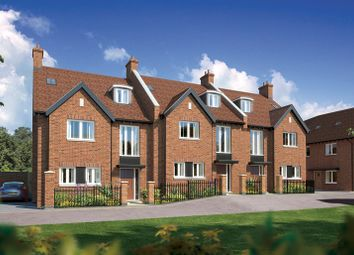 Thumbnail 4 bed terraced house for sale in Plot 2, Grove Road, Lymington, Hampshire