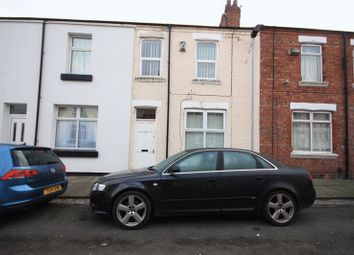 Thumbnail 3 bed terraced house to rent in Hilda Street, Darlington