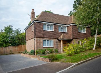 Thumbnail 4 bed detached house for sale in The Droveway, Haywards Heath