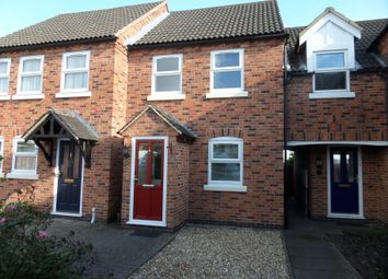Thumbnail 2 bed town house to rent in Hattons Court, Melbourne, Derby