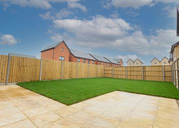 Thumbnail 3 bedroom semi-detached house for sale in Keightley Gate, Glebe Farm, Milton Keynes