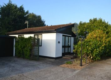 Thumbnail 1 bed bungalow for sale in Bourne Park, Golden Green, Tonbridge
