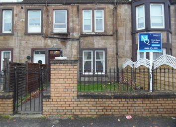 Thumbnail 2 bed terraced house to rent in Millar Terrace, Rutherglen, Glasgow