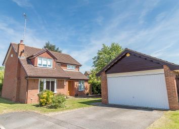 Thumbnail 4 bed detached house for sale in Thornbers Way, Charvil, Reading