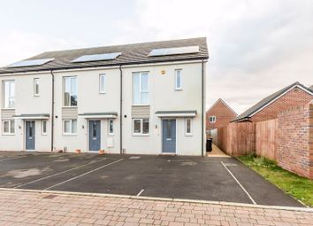 Thumbnail 3 bed end terrace house for sale in Thomas Grange, Newport