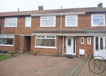 Thumbnail 3 bedroom terraced house to rent in Appleby Road, Billingham