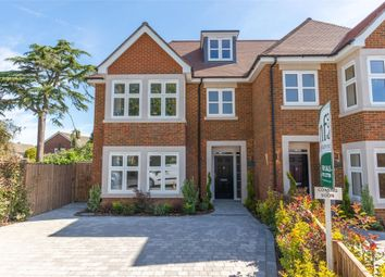 Thumbnail 5 bed semi-detached house for sale in Rydens Avenue, Walton-On-Thames, Surrey