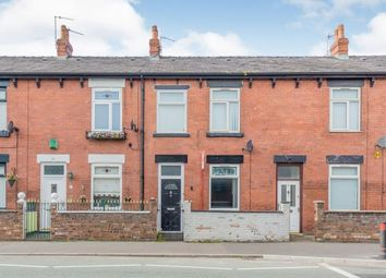 Thumbnail 3 bed terraced house for sale in Reddish Lane, Gorton, Manchester, Greater Manchester