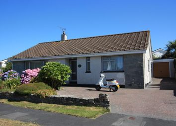 Thumbnail 3 bed detached bungalow for sale in Carter Close, Newquay