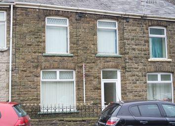 Thumbnail 3 bed terraced house for sale in Duffryn Road, Maesteg, Mid Glamorgan