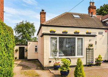 Thumbnail 2 bed cottage for sale in Woodbine Cottages, Wawne Road, Hull, East Yorkshire