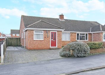 Thumbnail 2 bed semi-detached bungalow for sale in Valencia Way, Andover