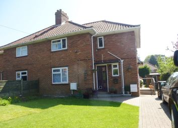 Thumbnail 2 bedroom flat for sale in Queensway, Wymondham