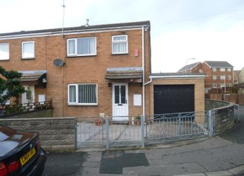 Thumbnail 3 bed semi-detached house to rent in Claude Road, Barry