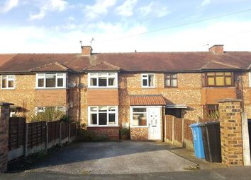 Thumbnail 3 bed terraced house for sale in West Avenue, Altrincham, Manchester, Greater Manchester