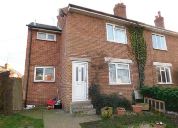 Thumbnail 3 bedroom semi-detached house for sale in Combs Lane, Stowmarket