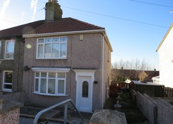 Thumbnail 2 bed semi-detached house for sale in Devon Road, Hensingham, Whitehaven