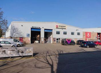 Thumbnail Industrial to let in Unit 1, Boyatt Wood Industrial Estate, Goodwood Road, Eastleigh