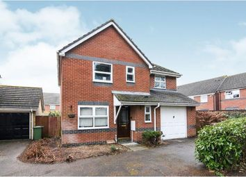 Thumbnail 4 bed detached house for sale in South Ockendon, Grays, Essex