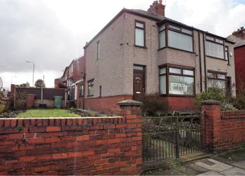 Thumbnail 2 bed semi-detached house for sale in St. Georges Road, St. Helens