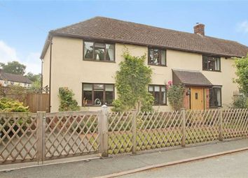 Thumbnail 4 bed semi-detached house for sale in Maes Mechain, Llanfechain