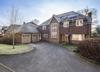 Thumbnail 5 bed detached house to rent in Englemere Park, Oxshott, Leatherhead