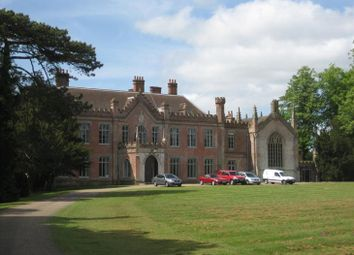 Thumbnail Office to let in The Brotterton Suite, Ketteringham Hall, Norwich