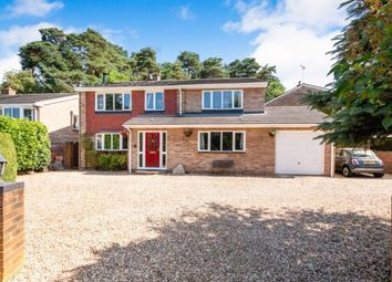 Thumbnail 5 bedroom detached house for sale in Camberley, Surrey, .