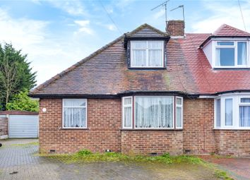 Thumbnail 2 bed bungalow for sale in Heather Way, Stanmore, Middlesex