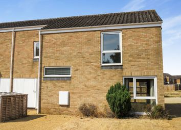 Thumbnail 3 bedroom semi-detached house for sale in Myrtle Close, Raf Lakenheath, Brandon