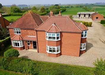 Thumbnail 5 bed detached house for sale in North Townside Road, North Frodingham, Driffield, East Yorkshire