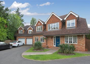 Thumbnail 5 bed detached house for sale in Hill Rise, Chalfont St. Peter, Gerrards Cross, Buckinghamshire