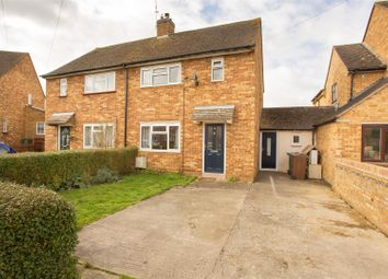 Thumbnail 2 bed semi-detached house for sale in Goss Avenue, Waddesdon, Aylesbury