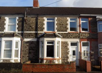 Thumbnail 3 bedroom terraced house to rent in Pontygwindy Road, Caerphilly