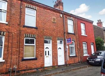 Thumbnail 2 bed terraced house for sale in New Walk, Shepshed, Leicestershire