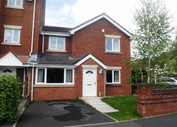 Thumbnail 3 bed semi-detached house to rent in Alderley Way, Stockport