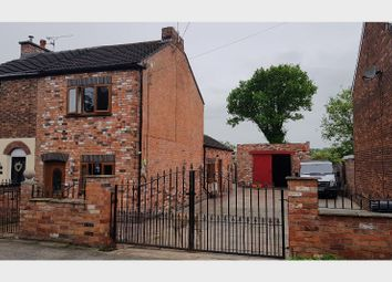 Thumbnail 2 bed semi-detached house for sale in Broughton Road, Crewe
