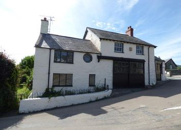 Thumbnail 4 bed detached house for sale in Tyn-Y-Groes, Conwy