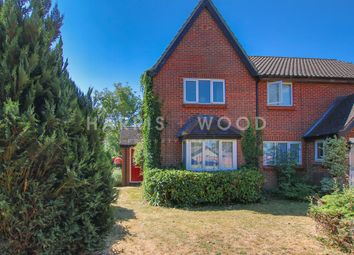 Thumbnail 2 bed end terrace house for sale in Cornflower Close, Stanway, Colchester